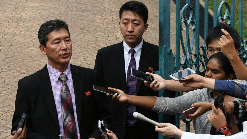 金正男案引发安全危机 大马下周取消朝鲜免签