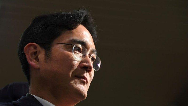 """韩国""""世纪审判""""在即 三星李在镕下周受审"""