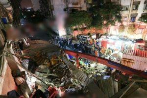 兩會首日福建餐廳坍塌  活埋多人至少7死傷