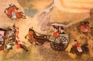 辽宁出土汉魏墓葬壁画 早敦煌3百年