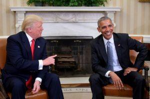 竊聽事件升級 川普要求國會調查奧巴馬
