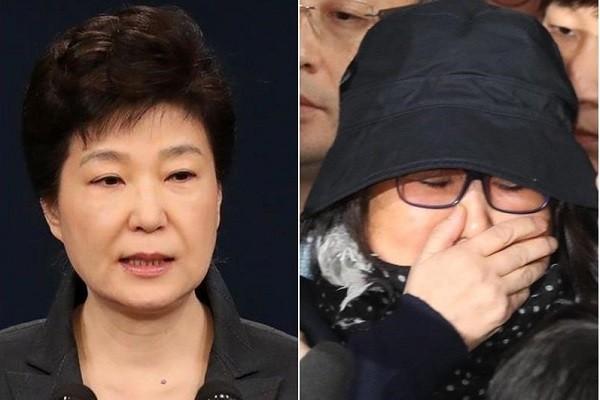 韩独检组:朴槿惠和亲信崔顺实合谋收贿