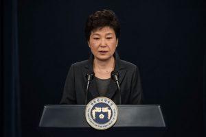 合谋受贿430亿 朴槿惠被控13项罪