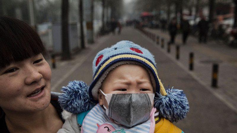 年死170万儿童 联合国健康署忧环境污染
