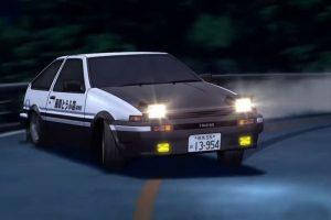 日本網友重現「頭文字D」漂移法 不過他的車超迷你,笑果十足