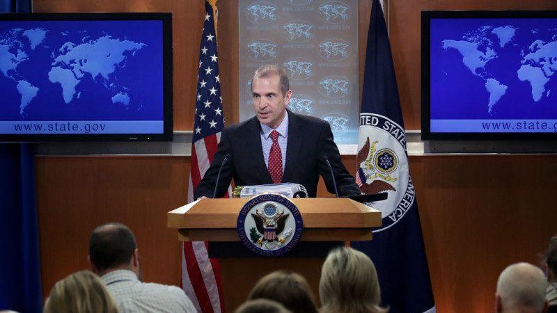 """川普政府的""""一中政策"""" 美国务院:鼓励两岸对话"""