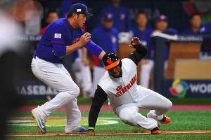 世界棒球经典赛 中华队8比11败给韩国队(直播回放资讯)