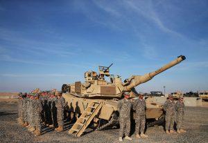 抗IS留給前線決定 傳美國考慮科威特部署千名美軍