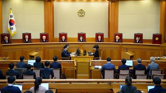 【直播回放】韓國總統彈劾案通過 朴槿惠下台