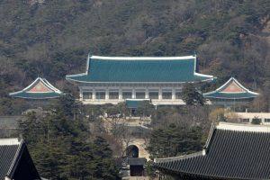 韩执政党接受朴槿惠遭罢免裁决