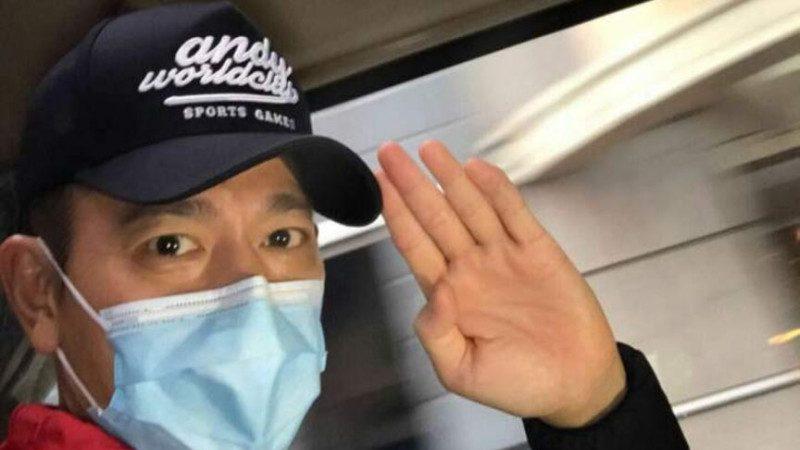 墜馬住院53天 劉德華獲准出院 病情公開
