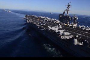 美日联合军演 展现精良战力