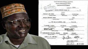 奧巴馬違憲造假? 兄長曝重磅證據指其出生肯尼亞