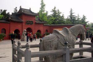 中国第一古刹2000年不衰 50年前陷魔掌经历回顾