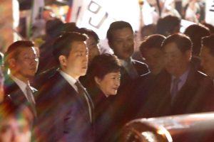 被控貪腐不服氣?朴槿惠:真相終將水落石出