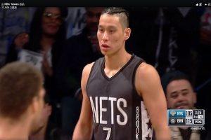 NBA纽约内战 篮网对尼克终止16连败 林书豪攻下13分(视频)