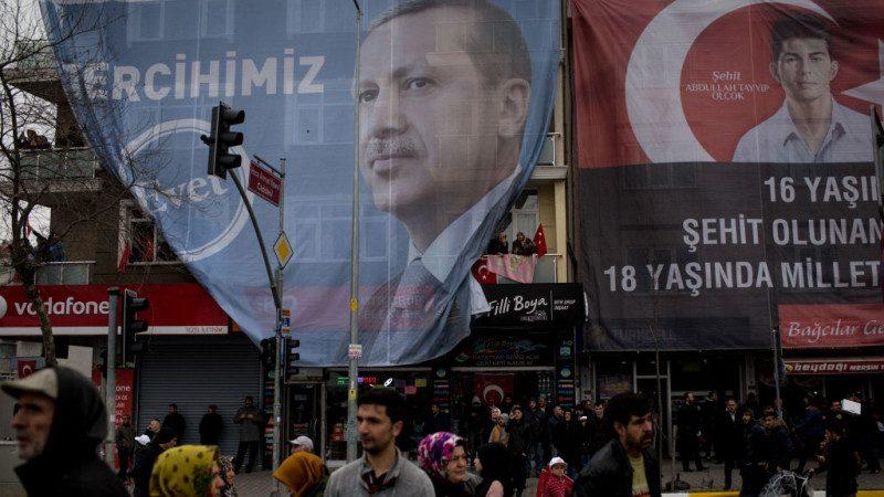 为扩权修宪造势 丹麦取消土耳其总理邀访