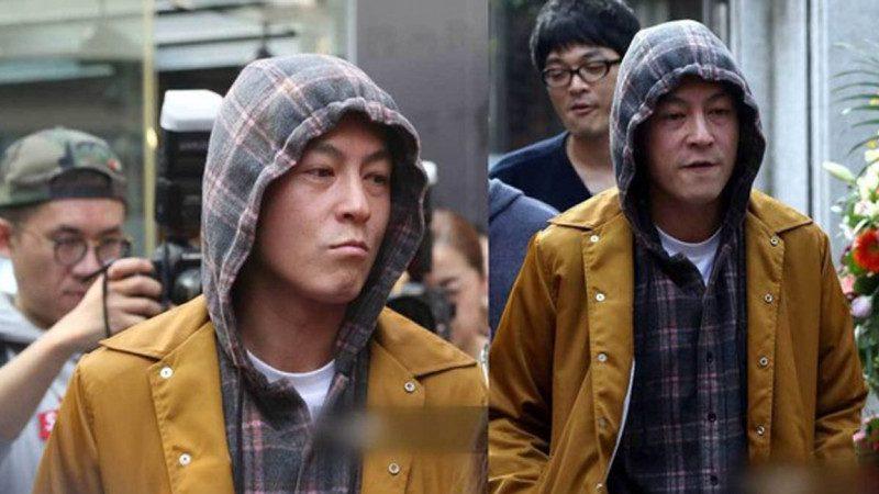 """陈冠希被拍 网友称""""崩坏"""" 叹: 岁月是杀猪刀"""