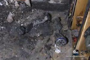 電動滑板爆炸1死2傷 1消防員蹊蹺陪命