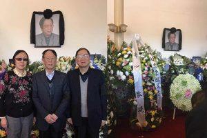 胡耀邦遗孀病逝搅动政治舆论 北京低调戒备