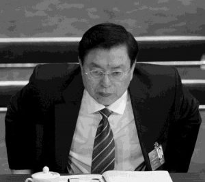陈思敏:张德江两会未开完广东后院先起火