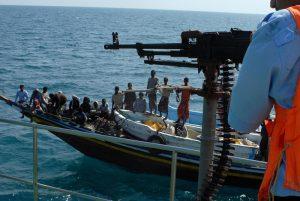 索马里海盗复活?4年来首次油轮遭劫