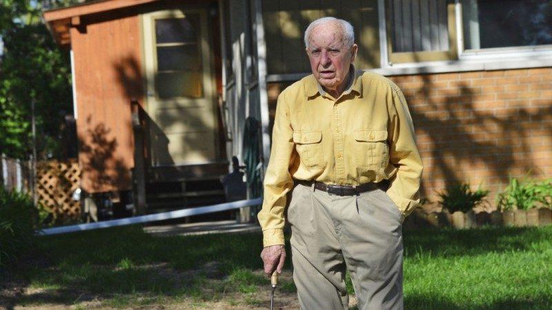 躲到美国68年 98岁老人涉纳粹屠杀 被指控