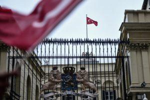 土耳其怒烧荷兰国旗! 两国冲突原因曝光