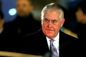 美国务卿: 对朝鲜政策失败20年 中国应尽责