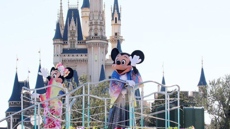 东京迪士尼乐园污水厂 惊现婴儿遗体