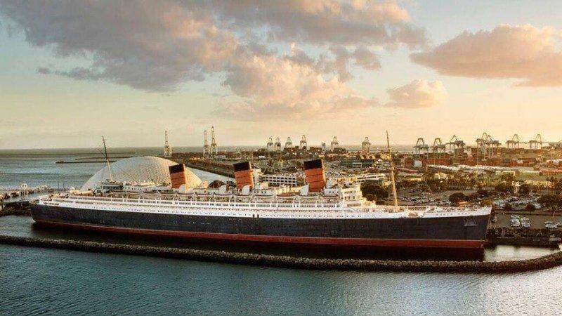 二戰被徵召運輸艦 鬧鬼「瑪莉皇后號」翻修費驚人