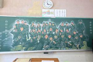 """学生毕业老师舍不得,这名日本老师用一种特殊做法,把全班33名学生变成""""最感动的永恒""""!"""