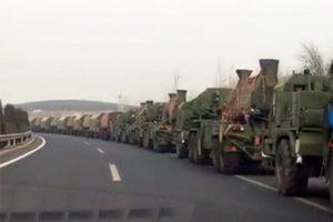 網傳中共3個集團軍開赴中朝邊境   疑攜俄制防空導彈(組圖/視頻)