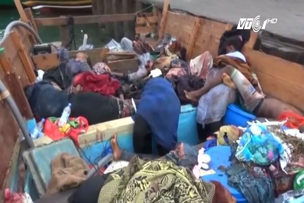 難民船紅海遭阿帕契直升機掃射 42死包括多名婦孺(慎入)