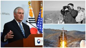 美國務卿強硬宣告:對朝戰略忍耐到此為止