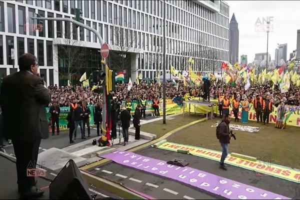 德国批准PKK示威抗议 土耳其气得跳脚