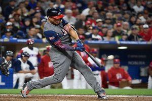 世界棒球經典賽 美國6:3撃敗多明尼加晉級4強(直播回放)