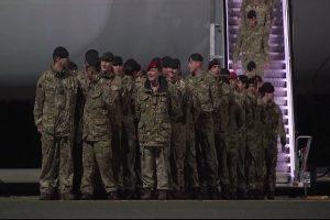 吓阻俄国入侵东欧 英派第5步兵营进驻爱沙尼亚