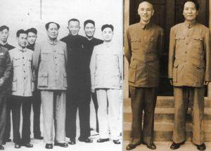 """毛泽东的""""高大形象""""露馅了  一件事败给罗瑞卿(视频)"""
