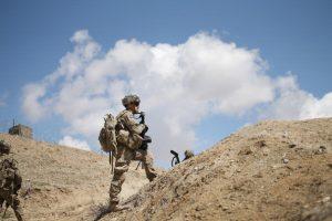 阿富汗士兵开枪 射伤3名美国士兵