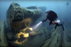 價值逾56億美元 二戰「黃金沉船」找到了!