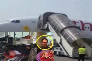 九霄驚魂!狂男欲劫機同歸於盡 華人乘客出手制服