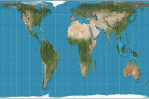 颠覆450年印象 波士顿公校用新地图 学生惊呆