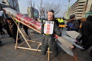朝鮮導彈意外啞火 金正恩飛彈連發另有圖謀