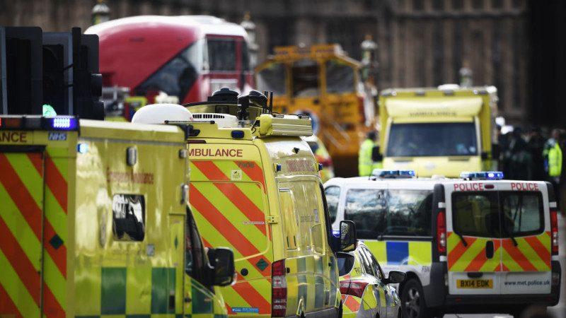 倫敦恐襲現場視頻曝光 目擊者回顧驚魂一刻