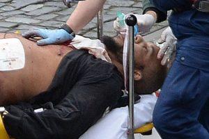 伦敦恐袭 袭警男面容曝光 仇恨派穆斯林