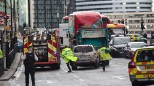 伦敦恐袭下修4死29人伤 英相召开紧急会议