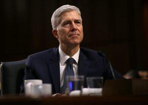 美國大法官任命聽證 戈薩奇精采對白回溯