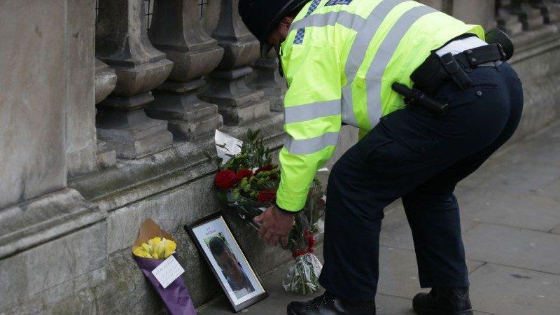 倫敦恐襲 IS稱負責: 哈里發戰士自行策劃