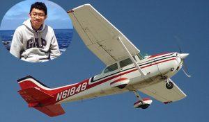 留美中国博士 租飞机自杀 案件离奇